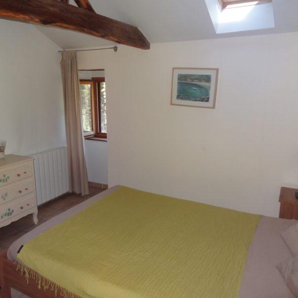 Gîte Le Dao : Chambre avec lit double
