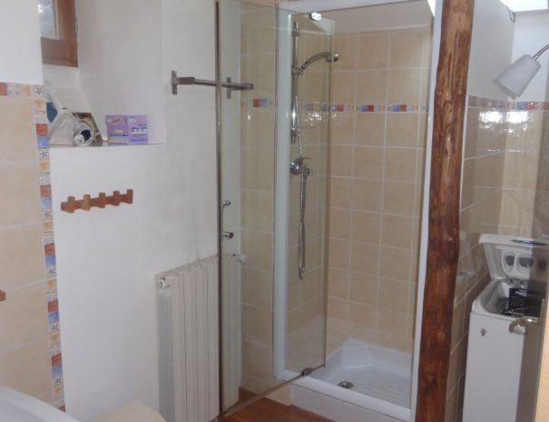 Gîte Le Dao : Salle de bain