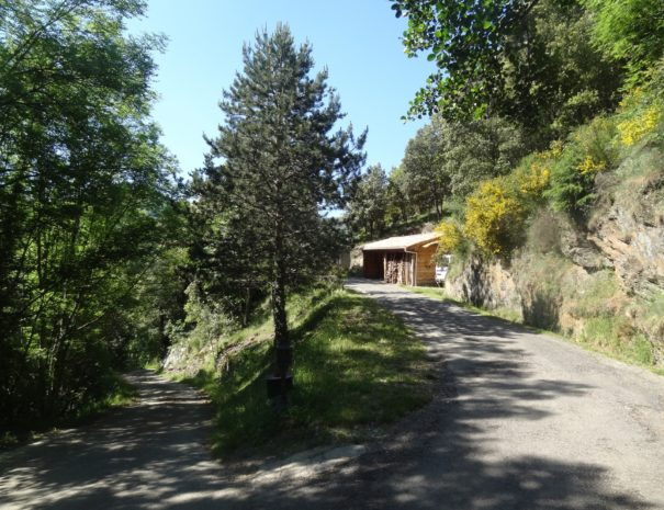 Propriété : Accès par la route à la propriété (1/2)