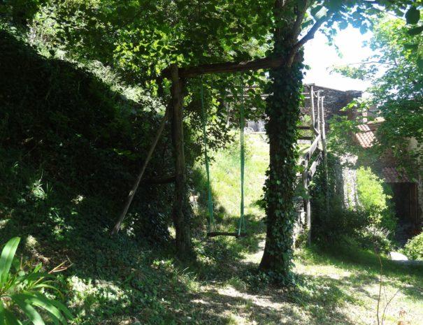 Propriété : Balançoire (vue nord)